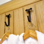Sheep Hooks with Robes Showing